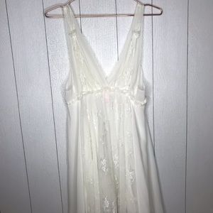 26d0306aea Oscar De La Renta Pink Label Bridal Lace Dress!